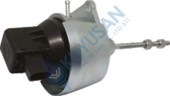 ELECTRONIC TURBO ACTUATOR (WASTEGATE)